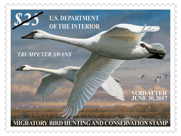 2016-2017 Duck Stamp